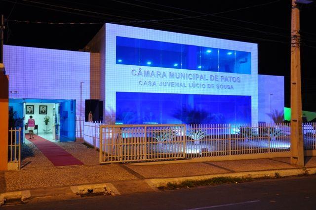 Câmara Municipal de Patos